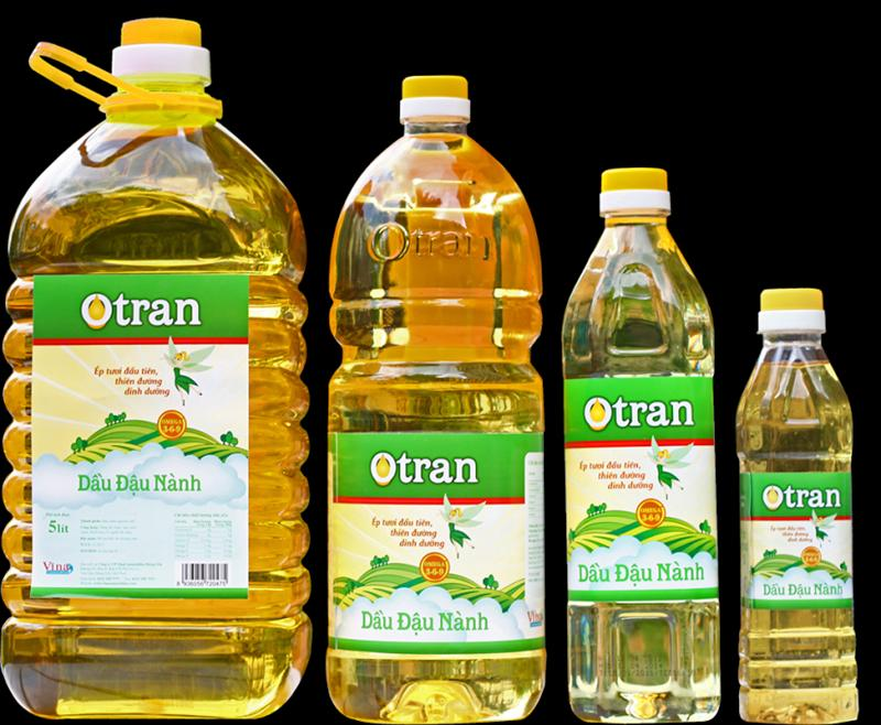 Soyabean Cooking Oil